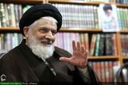 امام جمعہ پردیسان قم کا ؛حوزہ نیوز ایجنسی ہیڈ آفس کا دورہ