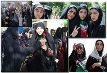 برگزاری دورهمیهای حجاب در پارکهای بانوان لرستان