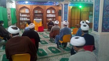 جهاد طلاب و روحانیون بوشهر برای کمک به بیماران کرونایی
