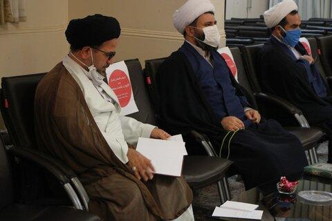 تصاویر/ برگزاری نشست بررسی وضعیت معیشتی طلاب کردستانی