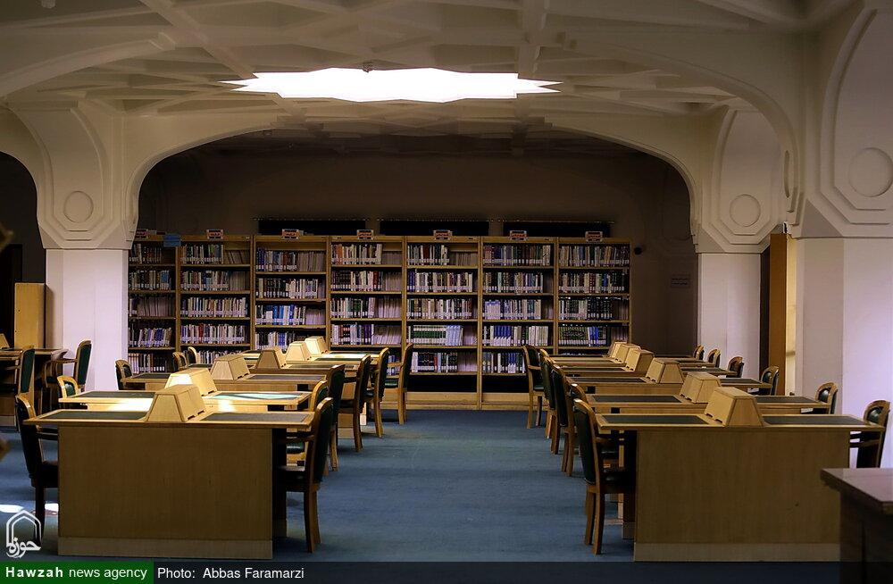 نقش مراجع تقلید در شکل گیری کتابخانه حرم حضرت معصومه(س) /گزارشی از کتب اهدایی جدید به کتابخانه آستان مقدس
