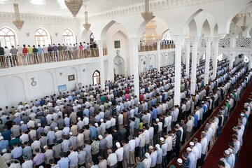 Friday prayers in mosques repeatedly banned in Kyrgyzstan