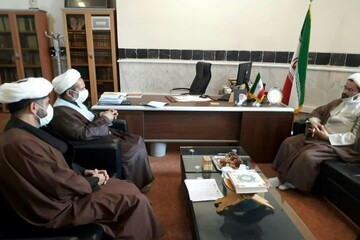 سفر معاون مجتمع حوزوی صدر به استان کرمانشاه+ تصاویر