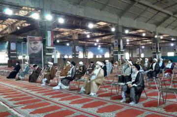 چهارمین گردهمایی ائمه جمعه خوزستان برگزار شد