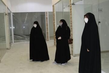 بانوی طلبه بوشهری مهریه خود را وقف حوزه علمیه کرد