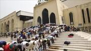 بنگلادش نماز عیدسعید قربان را محدود می کند