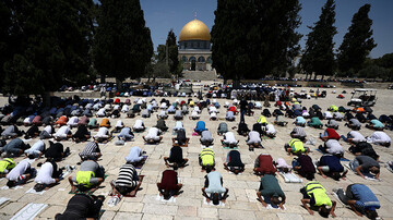 Israeli court orders closure of Al-Aqsa Mosque gate