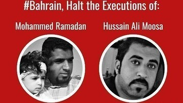 Bahrain's court upholds death sentence against two activists tortured to confess