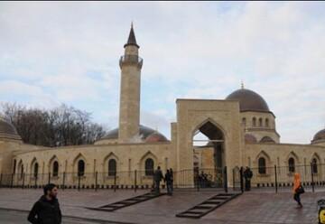 اولین مسجد در جنوب اوکراین افتتاح شد