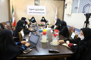 نشست تخصصی حجاب و عفاف با حضور بانوان