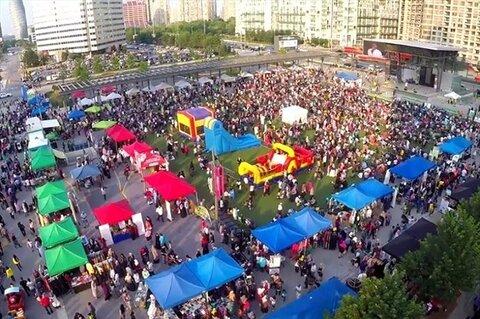 بزرگترین جشنواره مسلمانان در آمریکای شمالی مجازی برگزار میشود