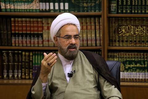 مصاحبه با حجت الاسلام والمسلمین مرتضی جوادی آملی