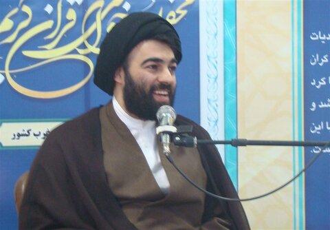 حجت الاسلام سیدمصطفی حسینی شاهرودی