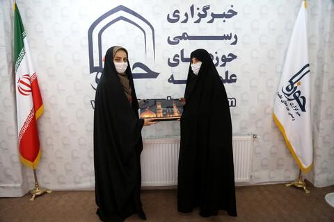 نشست تخصصی بانوان با موضوع عفاف و حجاب در خبرگزاری حوزه