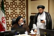 تصاویر/ وبینار مدیریت فرهنگی بینالمللی در دوران پساکرونا در مرکز مدیریت حوزه