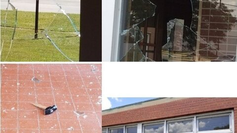 جامعه اسلامی میشیگان خرابکاری در یک مرکز اسلامی را محکوم کردند