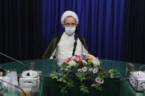 دیدار هیأت رئیسه مجمع نمایندگان طلاب با آیت الله رجبی