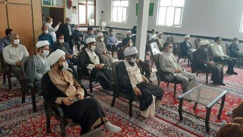 حوزه علمیه امیرالمومنین(ع) شهرستان درگزین