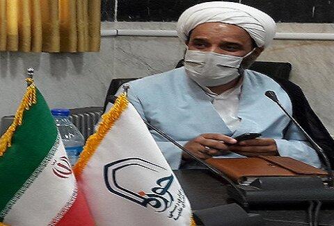 حجت الاسلام مجتبی نجفی مدیر مدرسه علمیه آیت الله بروجردی(ره) کرمانشاه
