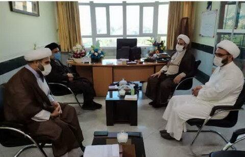 جلسه شورای نهادهای حوزوی استان لرستان