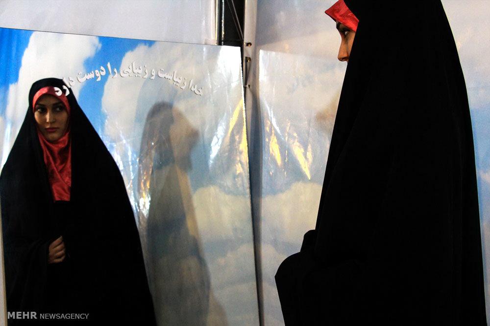 اکثریت قاطع زنان و دختران کشور ما معتقد به قانون حجاب هستند