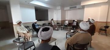 سفر دو تن از مسئولان معاونت تبلیغ حوزه های علمیه کشور به یزد