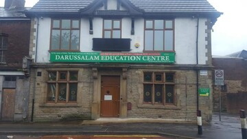 Blackburn mosque suspends all prayers and closes