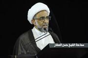 امام جمعه قطیف: عزای حسینی با رعایت نکات بهداشتی برگزار شود