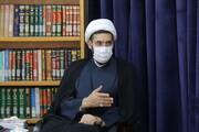 حجت الاسلام والمسلمین رستمی: نخبگان حوزوی وارد فضای تبلیغی دانشگاه شوند
