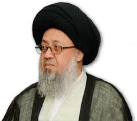 آیت الله سید علاء الدین الغریفی از علمای عراق