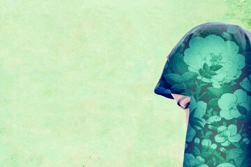 زنان مسلمان غربی با اراده ،آگاهی و اطلاعات کامل حجاب را انتخاب میکنند