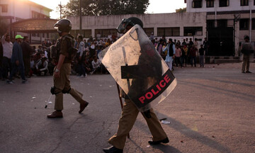 Indian minority's panel faults police role in Delhi riots targeting Muslims