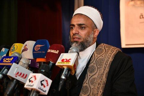 شیخ شمس الدین شرف الدین مفتی اعظم یمن