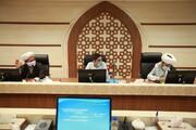 تصاویر/ کارگاهی آشنایی با مذاهب اسلامی در مرکز ارتباطات و بین الملل حوزههای علمیه