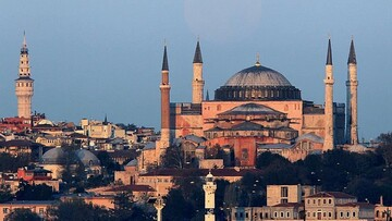 'Hagia Sophia move shows will of Muslim country'