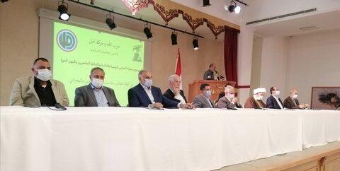 شیخ محمد یزبک رئیس شورای شرعی حزب الله