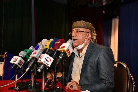 احمد غالب الرهوی عضو شورای عالی سیاسی یمن