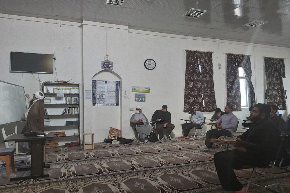 تصاویر/  کارگاه سه روزه آموزشی و  پژوهشی در حوزه علمیه کرمانشاه