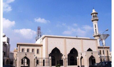 مسجد امام حسین (ع) شهر الدمام عربستان