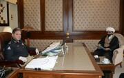 مرکزی ترجمان ایم ڈبلیو ایم کی آئی جی پولیس کوئٹہ سے اہم ملاقات