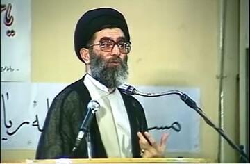 فیلم | بیانات حضرت آیتالله خامنهای در سالروز شهادت امام جواد(ع) در مهدیه تهران