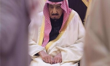 مخفی کاری در اعلام مرگ ملک سلمان به دلیل  ترس از کودتا