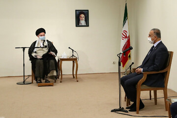 فیلم | مروری بر بیانات رهبر انقلاب در دیدار روز گذشته نخست وزیر عراق