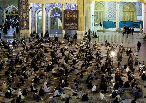 العتبة المعصومية المقدسة تحيي ذكرى استشهاد الإمام الجواد (ع)