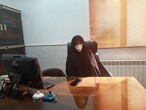 راضیه علیپوری - حوزه علمیه خواهران سمنان