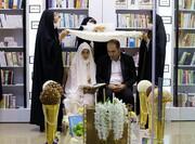 جشن عقد زوج های جوان در حرم مطهر شاهچراغ(ع) اجرا می شود