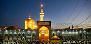 Razavi shrine mourns martyrdom anniversary of Imam Mohammad Taqi (AS)