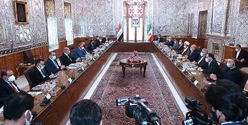 قالیباف: پرونده ترور شهید سلیمانی با قدرت پیگیری شود / الکاظمی: مردم عراق کمک های ایران را فراموش نمی کنند