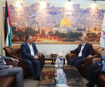 تاکید دبیرکل جنبش جهاد اسلامی فلسطین بر وحدت موضع فلسطینیها