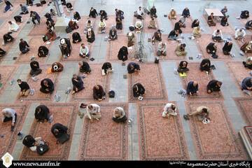 ویژهبرنامههای فرهنگی در حرم حضرت معصومه(س) برگزار میشود